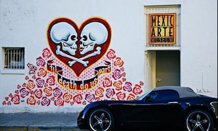 Mexic-Arte Museum, Austin, Texas