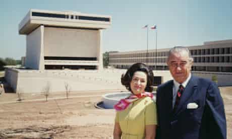 LBJ Presidential Library & Museum, Austin, Texas