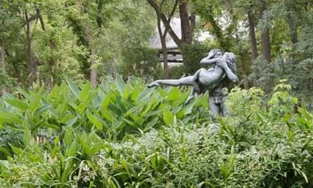 Umlauf Sculpture Garden & Museum, Austin, Texas