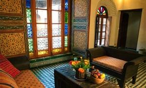 Riad Idrissy, Fez, Morocco