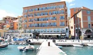 Bar Restaurant Lounge Villefranche Sur Mer