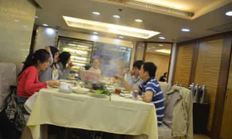 Hot Pot at Megan's Kitchen, Hong Kong