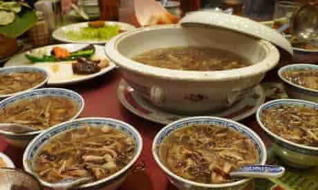 Snake soup from Ser Wong Fun, HK