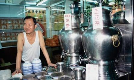 One-Eyed Man's Cooling Tea, HK