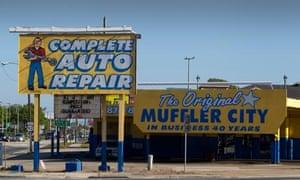 Auto repair shop in Tampa, Florida
