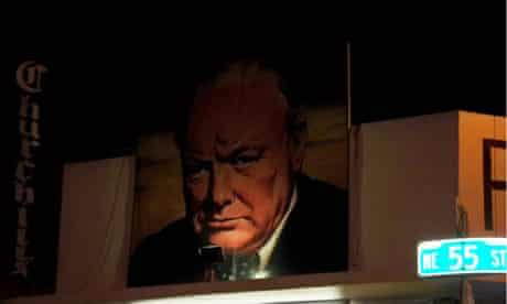 Churchill's pub, Miami