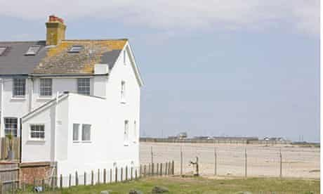 Coast Guard's Cottage, Camber Sands