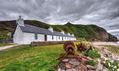 Shore Cottages, Caithness