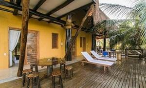 Barú Bungalow, Isla Barú, Cartagena, Colombia
