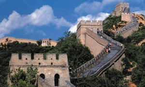 """""""The Great Wall of China, China"""""""