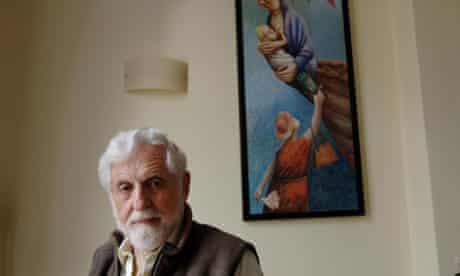 Carl Djerassi, inventor of the contraceptive pill