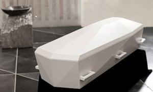 Diamant Coffin design