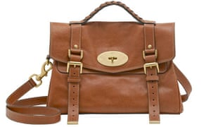 Mulberry bags like this Alexa have helped the company achieve a strong  performance. Photograph  Supplied 1d00fd7974