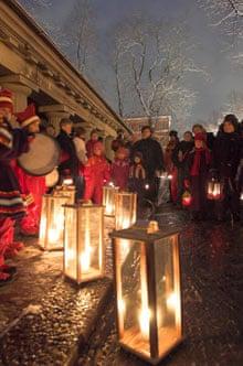 Turku lanterns