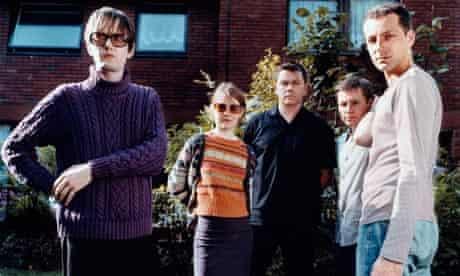 Pulp 1996 lineup