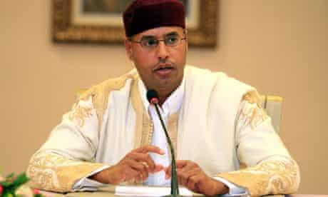 Saif al-Islam Muammar Gaddafi