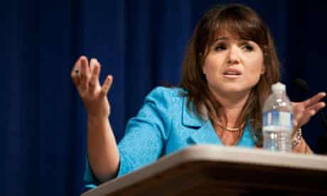 Delaware Senate candidate Chrsitine O'Donnell