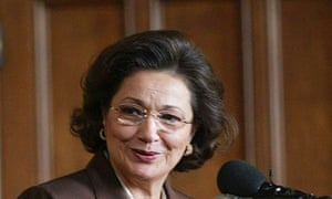 suzanne mubarak