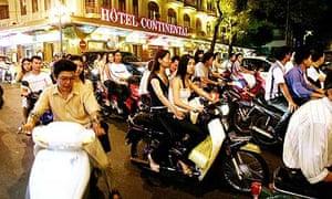 VIETNAMESE PASS THE CONTINENTAL HOTEL