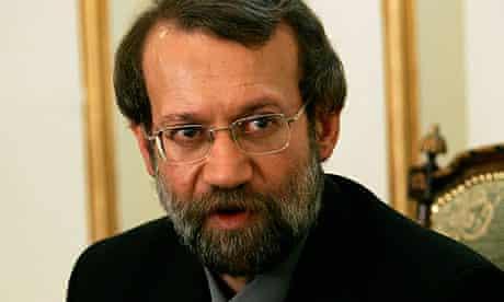 Speaker Ali Larijani