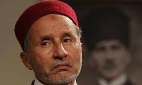 Mustafa Abdul Jalil