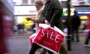 a52c9590558d6 Christmas sales  shops put last-minute hope in discounts