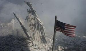 World Trade Centre ruins