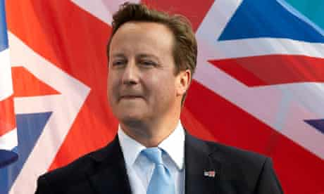 David Cameron One Year to Go