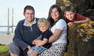 Andrew Phillips: 'My boys are six and two, I can't tell them that I have to work'