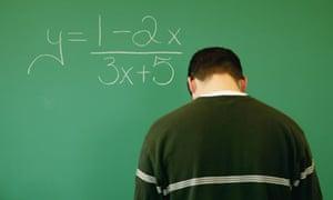 blackboard maths