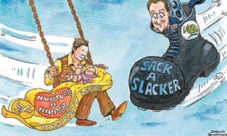 paternity leave Dave Simonds