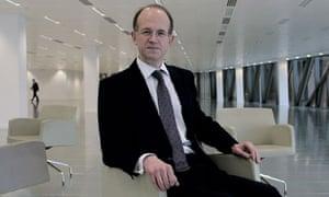 Francis Salway, chief executive of Land Securities