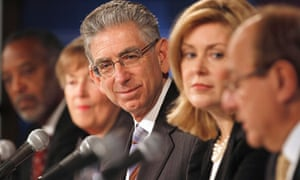 Financial Crisis Inquiry Commission Phil Angelides