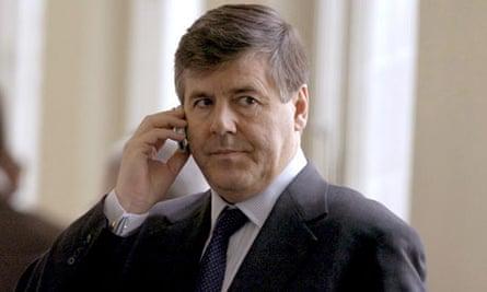 Deutsche Bank boss Josef Ackermann