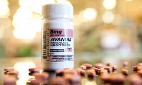 GlaxoSmithKline's Avandia diabetes drug
