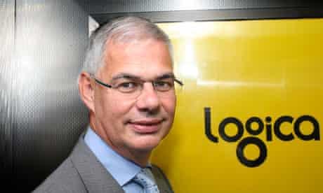 Logica's Andrew Green