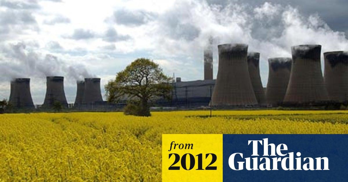 Drax scraps plans for UK biomass plants | Business | The Guardian