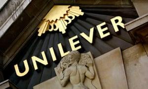The Unilever headquarters in London