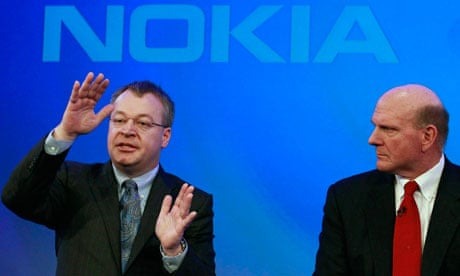 Elop explains: why Nokia didn't choose Android to replace Symbian