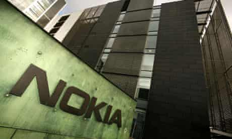 Nokia research centre Helsinki