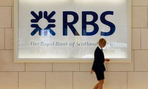 Bailed-out RBS has revealed its top five non-boardroom staff