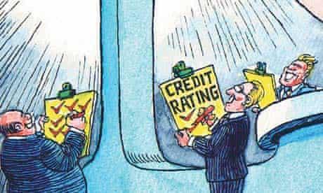 Credit ratings agencies Dave Simonds