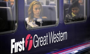 First Great Western franchise