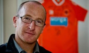 Simon Damelin, founder of Wonga.com
