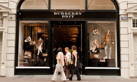 Burberry Brit Covent Garden