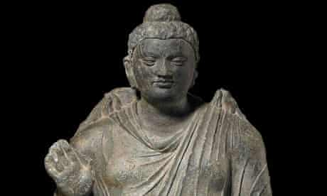 Gandharan Buddha Thought Looted From Kabul Will Be On Show At The British Museum Until Mid July Art And Design The Guardian