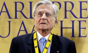 Jean-Claude Trichet Receives Charlemagne Prize