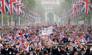 Service sector hit by royal wedding