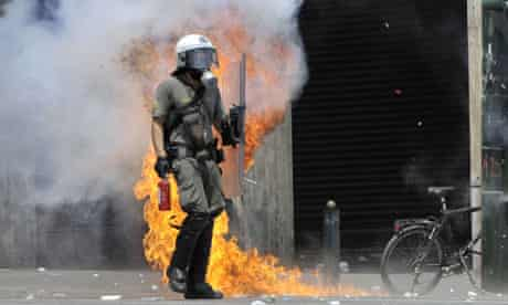 Greece austerity bill passed what happens now