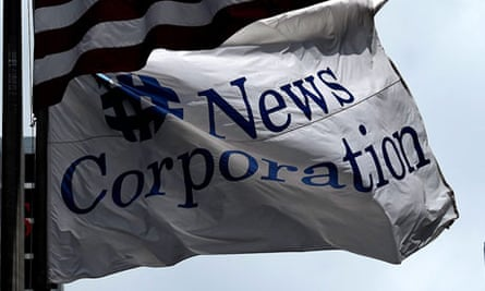 News Corp building in New York